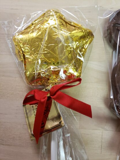 chocolate pop gold star