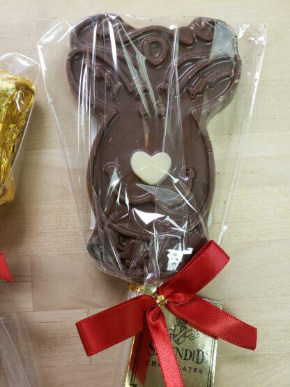 chocolate pop reindeer