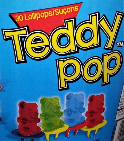 Teddy pop_bucket