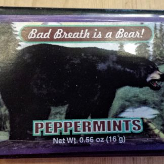 bear mint tin