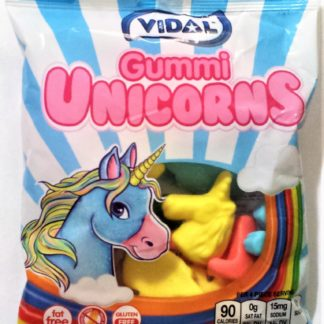 Gummi Unicorn peg