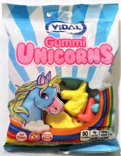 Gummi Unicorn peg