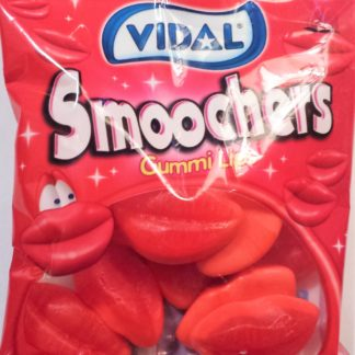 Vidal Smoochers Strawberry Gummy Lips