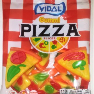 Pizza Gummy peg bag front