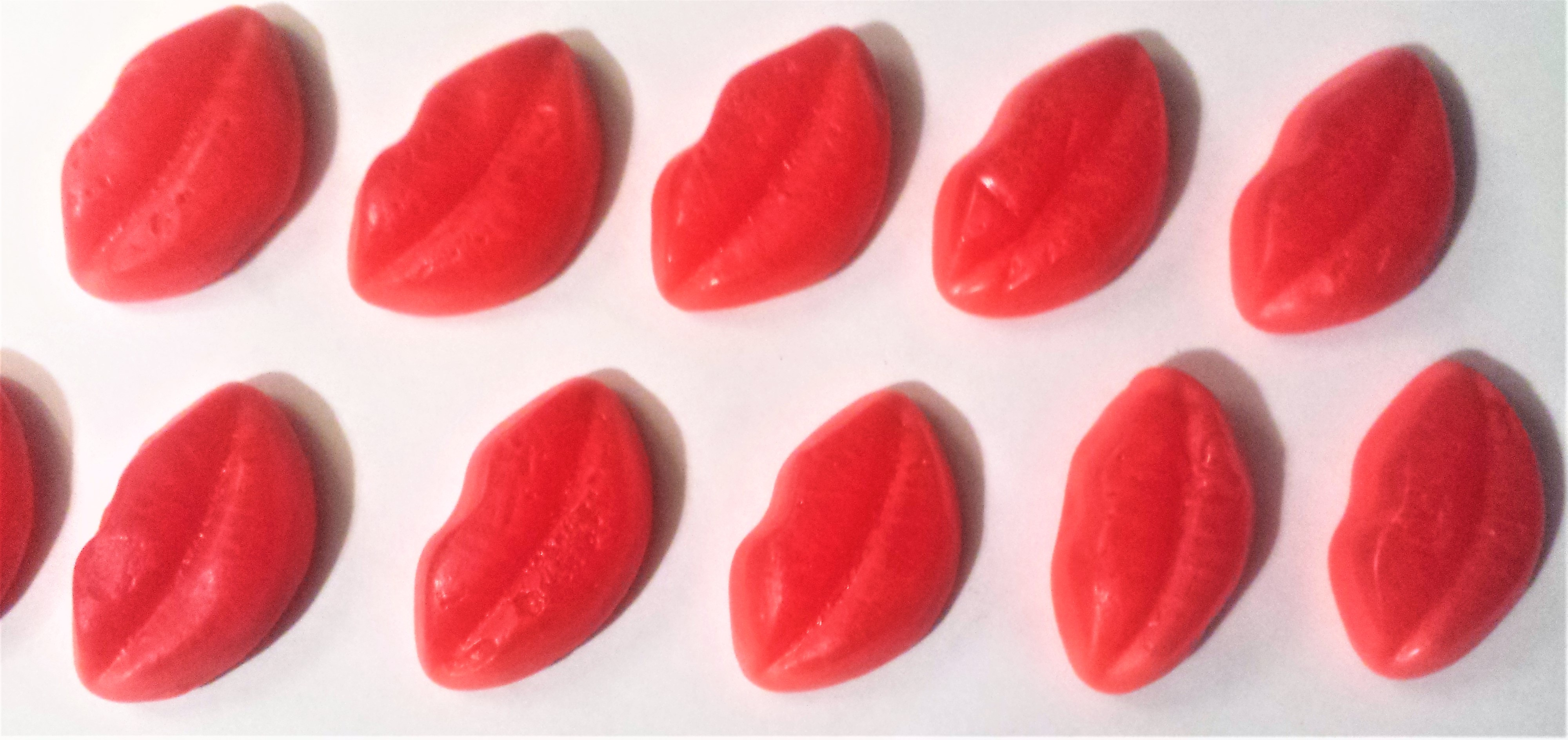Smoocher Lips pattern
