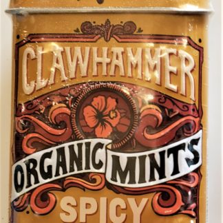 Clawhammer ginger_front
