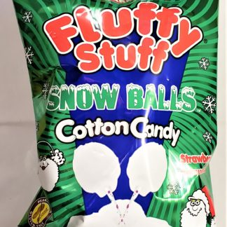Fluffy Stuff Strawberry Snow Balls bag