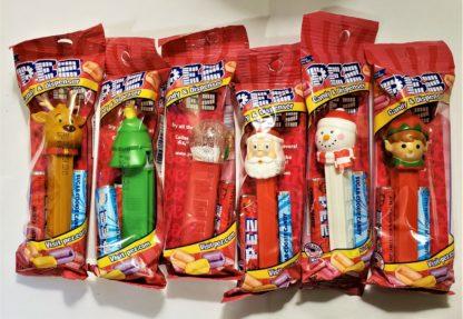 Holiday PEZ Variety