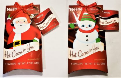Nestle Hot Cocoa front