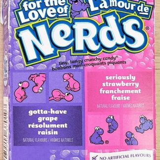 For the Love of NERDS