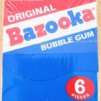 bazooka throwback front