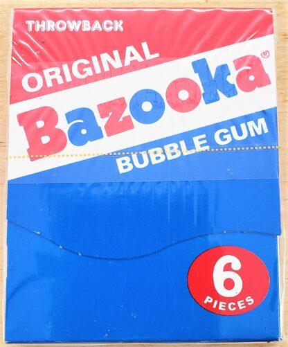 bazooka throwback front