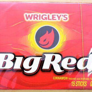big red gum front