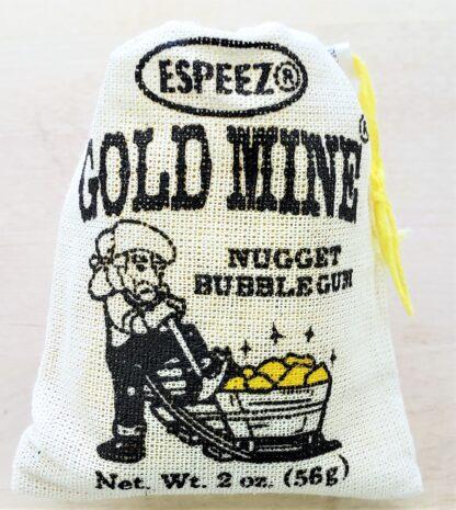 gold mine gum front