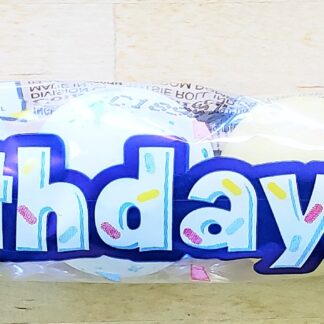 birthday gumballs front