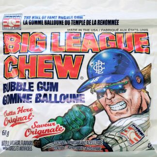 big league chew original front