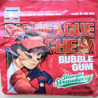 big league chew girl front
