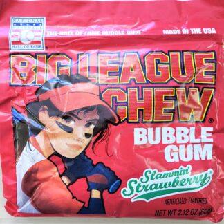big league chew girl front