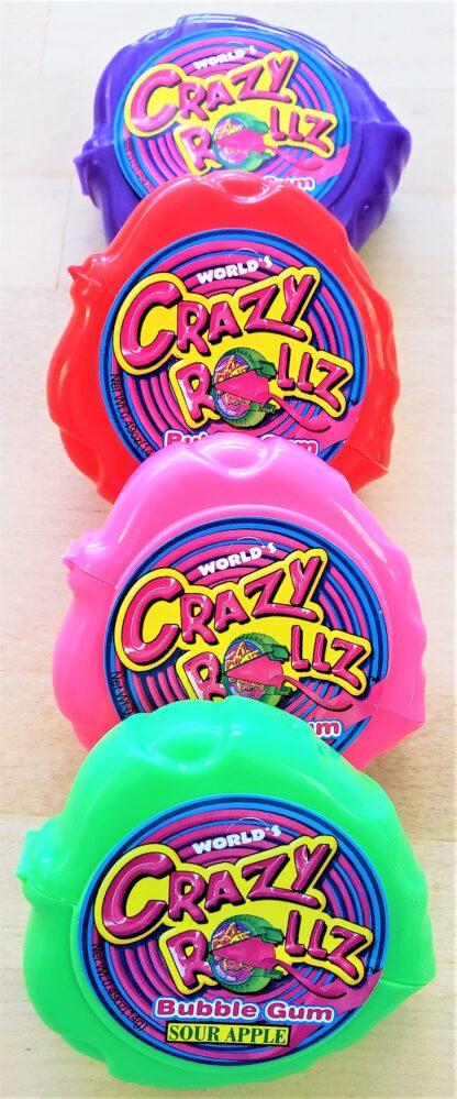 crazy rolls stack