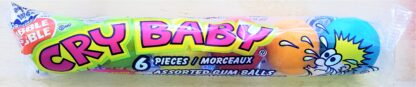 cry baby gumballs front