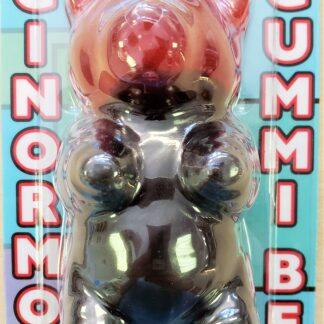 Ginormous gummi bear closeup