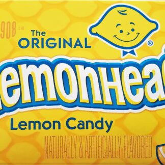 lemonhead box front