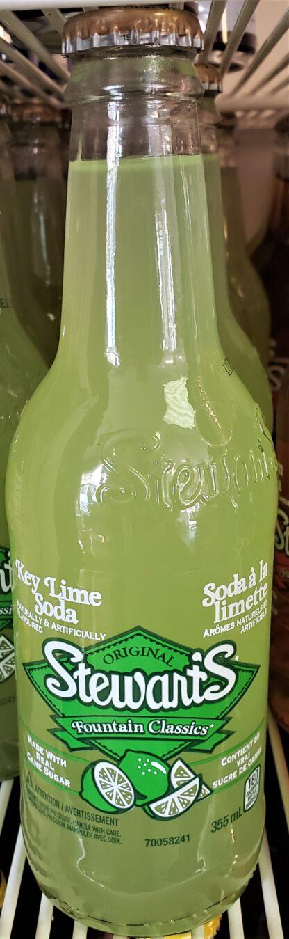 Stewarts Fountain Classics Key Lime