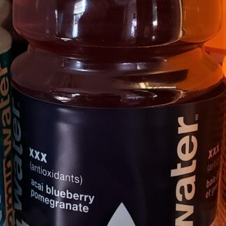 Glaceau Vitamin Water acai blueberry