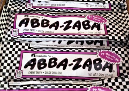 abba zabba mystery
