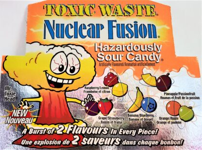 toxic waste nuclear ad