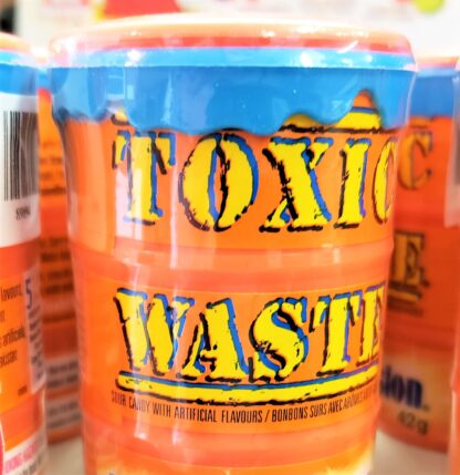 toxic waste nuclear