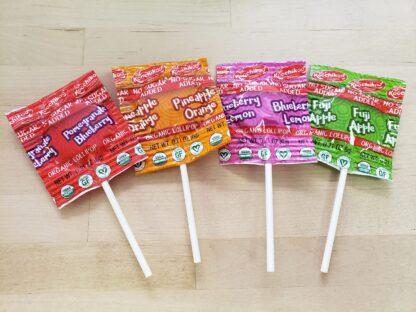Koochikoo lollipops front