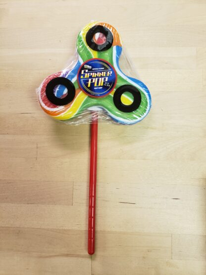 spinner pop front