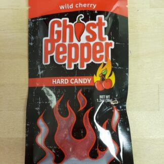 ghost pepper wild cherry