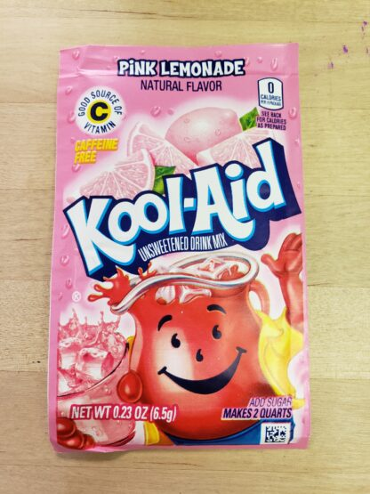 koolaid pink lemonade