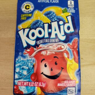 koolaid blue raspbeery