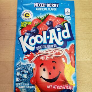 koolaid mixed berry
