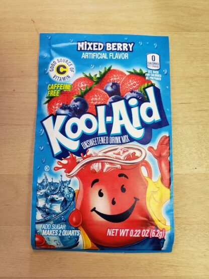koolaid mixed berry
