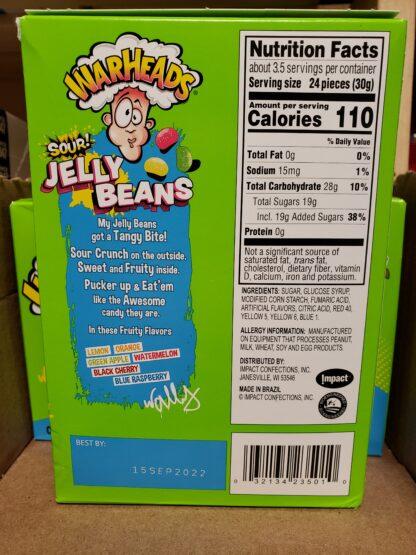 war heads jelly bean box back
