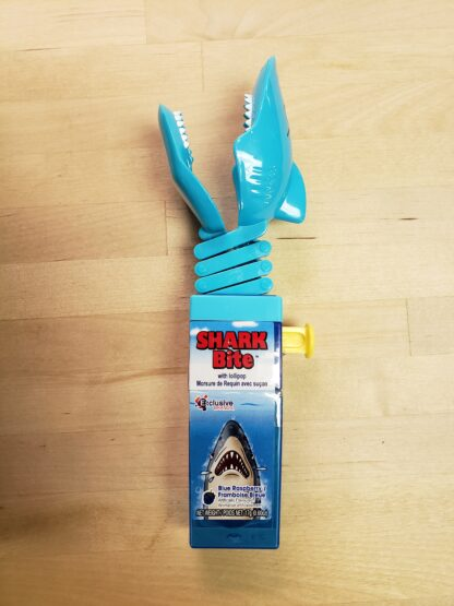 shark bite front