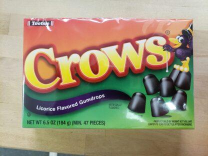 crows gum drop