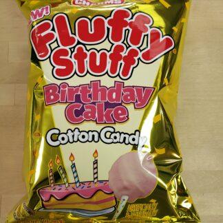 fluffy stuff birthday