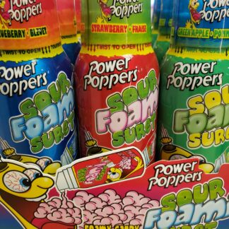 power popper foam