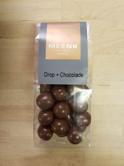 Meenk chocolate licorice