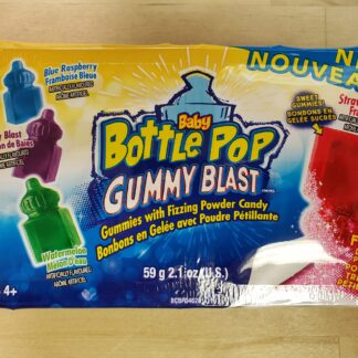 baby bottle gummy