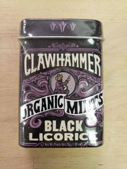 clawhammer licorice