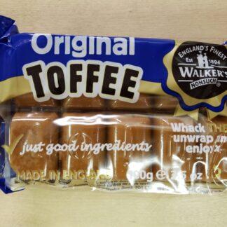 walkers toffee original