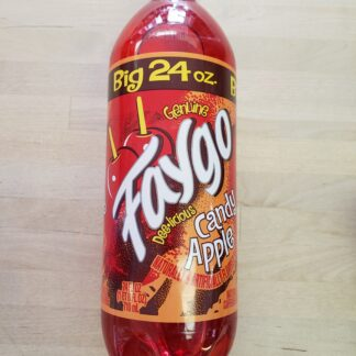 Faygo candy apple
