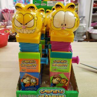 Garfield headbutt