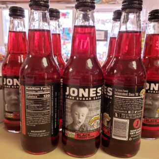 Jones warhead black cherry